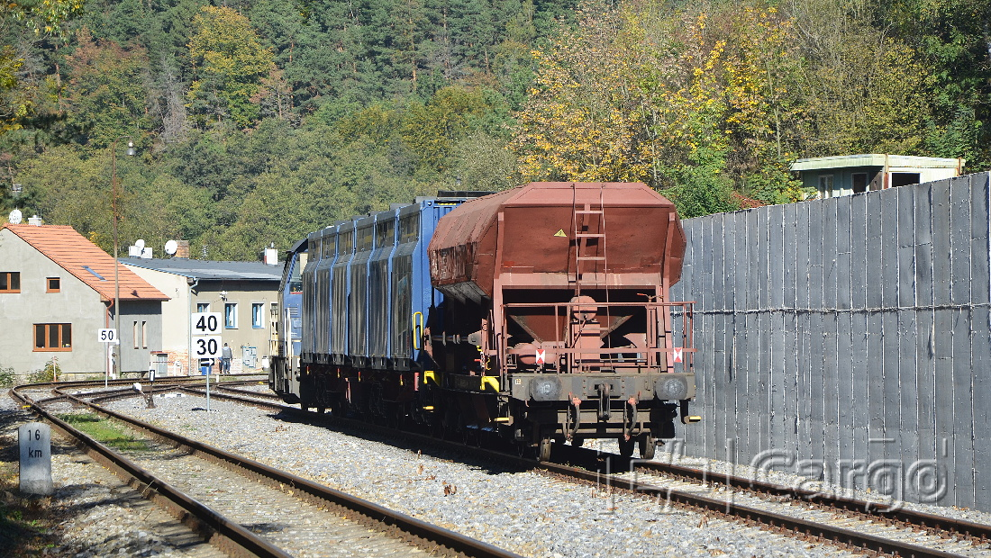 A new siding was launched in South Bohemia