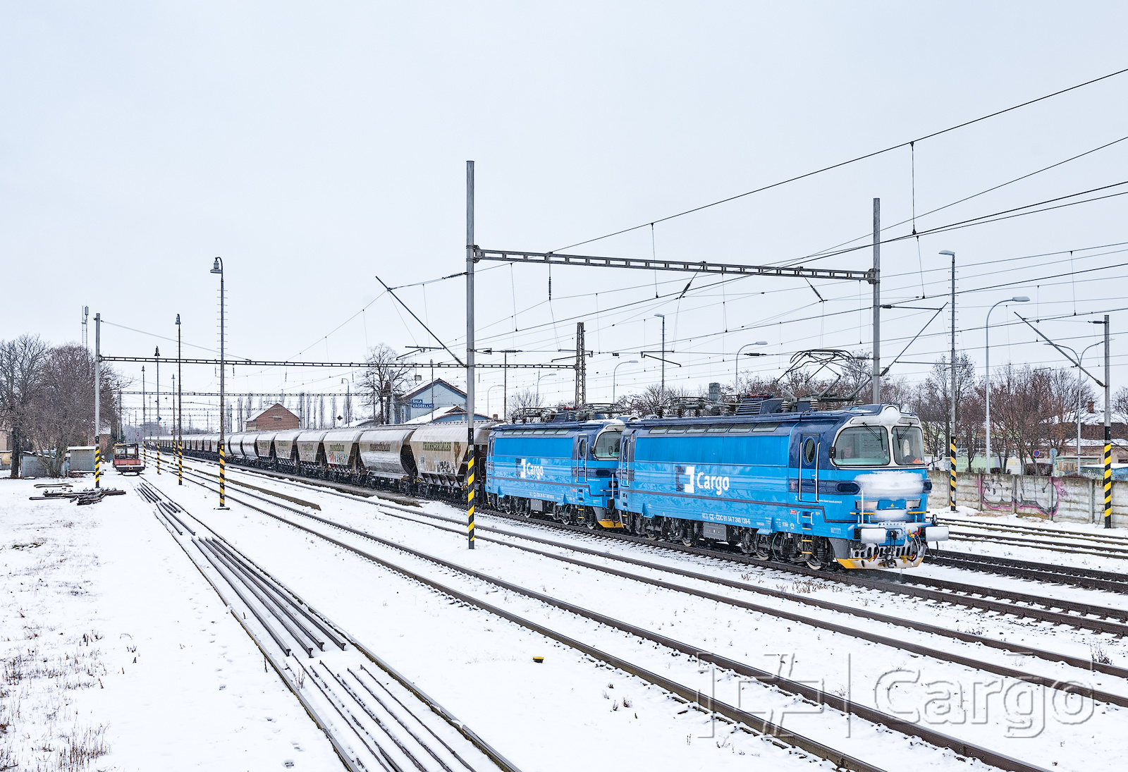 The rail carrier Carbo Rail strengthens its position
