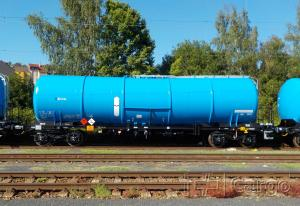 The ČD Cargo´s wagon fleet is being extended with new tank wagons