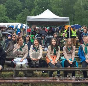 ČD Cargo supported the nationwide meeting of scouts OBROK 2019