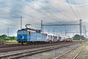 Interesting transport with ČD Cargo