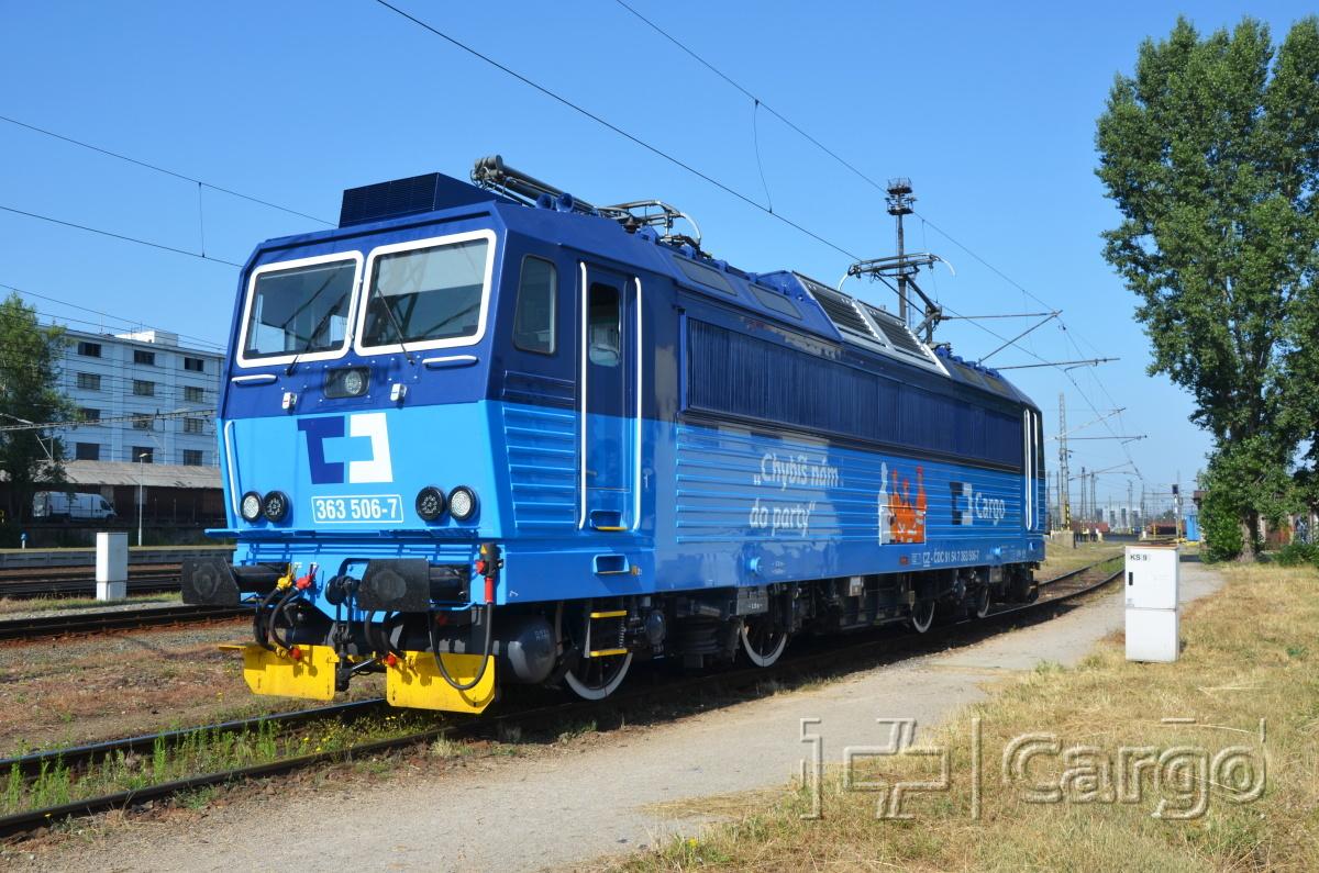(fotók: ČD Cargo)