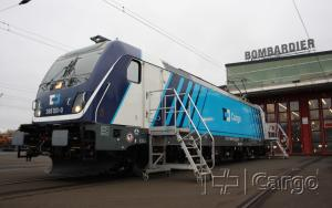 Introduction of the new TRAXX locomotives