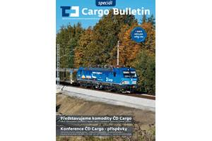 Special issue of the ČD Cargo Bulletin