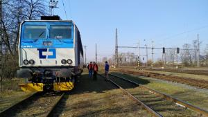 The ETCS project in ČD Cargo goes on
