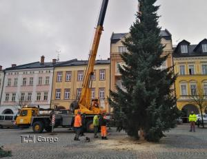 Christmas in Trutnov can begin
